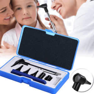 Otoscope Ophthalmoscope Ear Diagnostic Penlight Kit